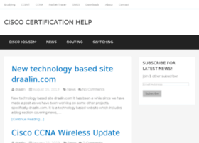 ciscocertificationhelp.com