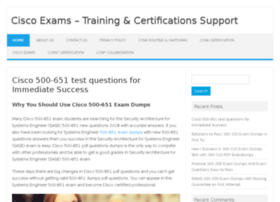 ciscoexams.org