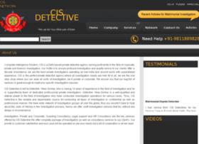 cisdetectives.com