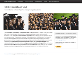 ciseeducationfund.com