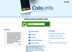 cislo.info