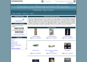 cistercian.auctionanything.com