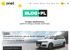 ciszewski.blog.pl