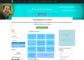 citamedicaenlinea.com