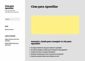 citas-para-apostillar.com