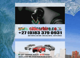 citicarhire.co.za