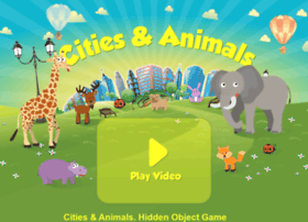cities-and-animals.dreamforestgames.com