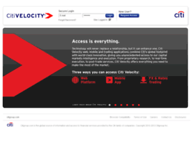 citivelocity.com
