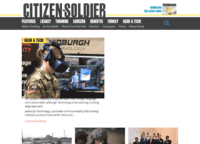 citizen-soldiermagazine.com