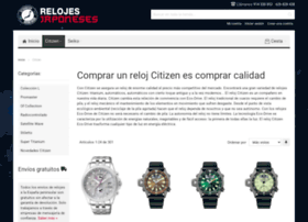 citizen.relojeriajoyeria.com