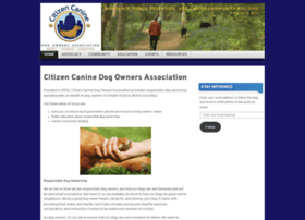 citizencanine.org