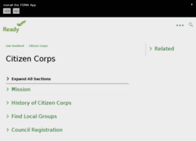 citizencorps.gov