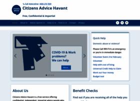 citizensadvicehavant.org