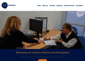 citizensadvicesouthampton.org.uk