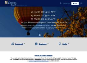 citizensbank24.com