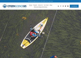 citizensciencegis.org