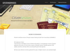 citizenservices.com.ph