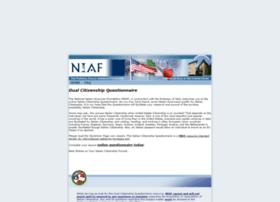 citizenship.niaf.org