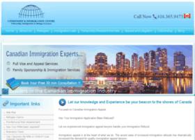 citizenshipandimmigrationcentre.com