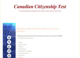 citizenshiptest-canada.com