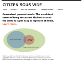 citizensousvide.com