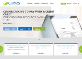 citizensstatebankindiana.com