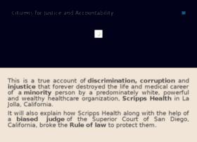 citizensunitedforjustice.com
