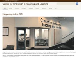 citl.lehigh.edu