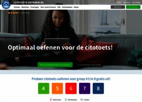 citotoets-oefenen.nl