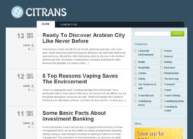 citrans.org.uk