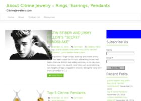 citrinejewelers.com