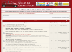citroenc3owners.com