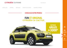 citroenguyane.com