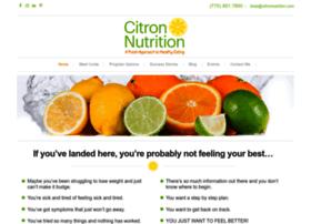 citronnutrition.com
