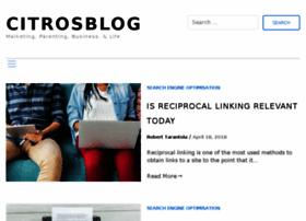 citrosblog.com