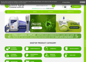 citrus-cleaning-supplies.co.uk