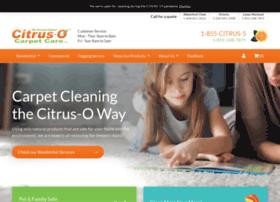 citrusocarpetcleaning.com