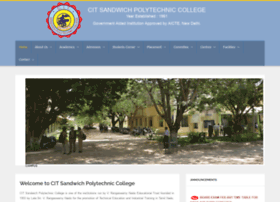 citspc.edu.in