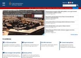 cittametropolitanaroma.gov.it