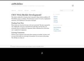 citwebdev.cscc.edu