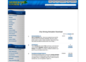 city-driving-simulator.sharewarecentral.com