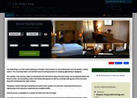city-hotel-ring-budapest.h-rez.com