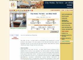 city-hotel-tel-aviv.h-rez.com