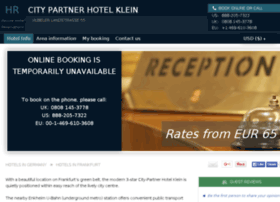 city-partner-klein.hotel-rez.com