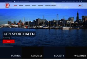 city-sporthafen-hamburg.de