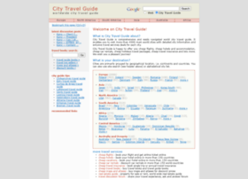 city-travel-guide.co.uk