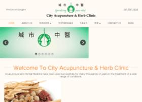 cityacupunctureherbclinic.nz