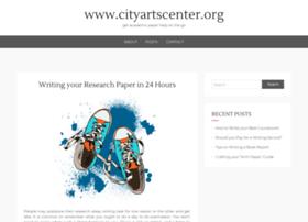 cityartscenter.org