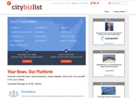 citybizlist.citybizlist.com