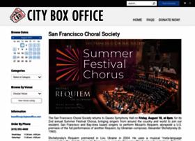 cityboxoffice.com